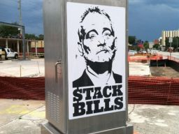 Bill Murray - Stack Bills