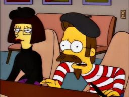 """You gotta help us, Doc. We've tried nothin' and we're all out of ideas."", -""Hurricane Neddy"""