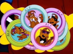 "Alf Pogs!, -""Bart Sells His Soul"""