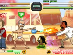 Walter White vs Gustavo Fring - Street Fighter