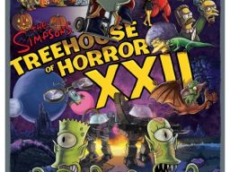Treehouse of Horror XXII Promo Poster