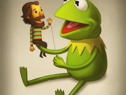 The Lovers, The Dreamers, And Me: A Jim Henson Tribute Art… http://bit.ly/tSWTv1