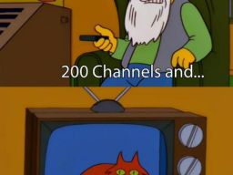 Thirteen years ago, The Simpsons described the Internet… http://bit.ly/uAy1ZA