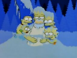 """Urge to kill... fading..."", -""Treehouse of Horror V"""