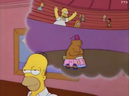 "Ah, ballet., -""Marge on the Lam"""
