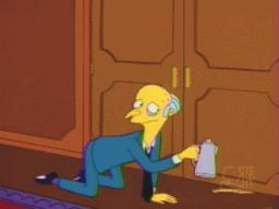 """The percolations are imminent! Cease your ingress!"", -""Homer the Smithers"""