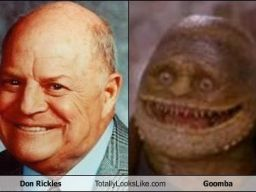 Don Rickles Goomba