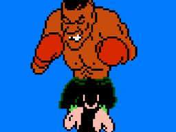 Little Mac attack.